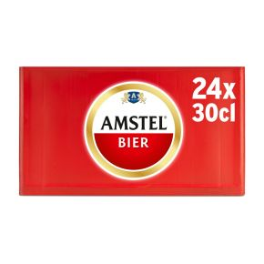 Amstel Bier krat 24 x 30 cl product photo