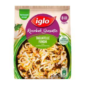 Iglo Roerbaksensatie Tagliatelle Bospaddenstoelen product photo