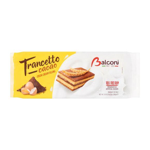 Balconi trancetto cacao product photo
