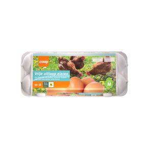 Coop Scharrel eieren maat M product photo
