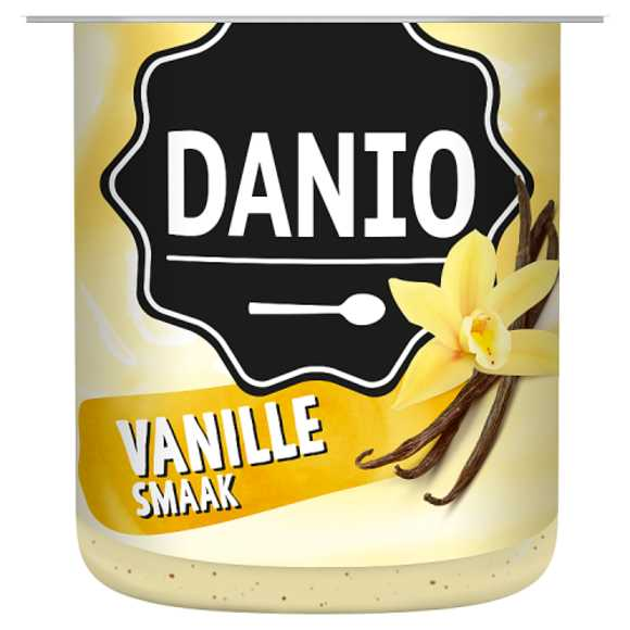 Danio Romige Kwark Vanille 450 g product photo