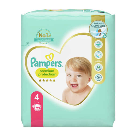 Pampers Premium Protection maxi 4 product photo