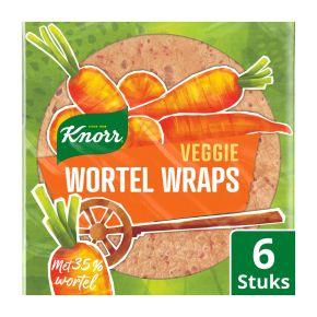 Knorr Vega wortel wraps product photo