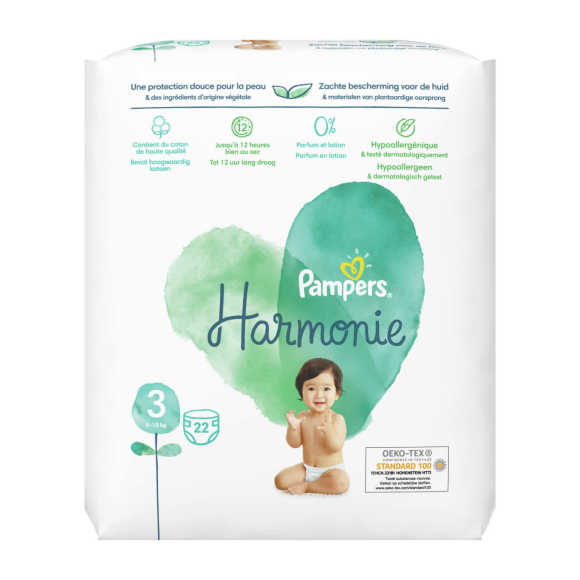 Pampers Pure Mt3 product photo