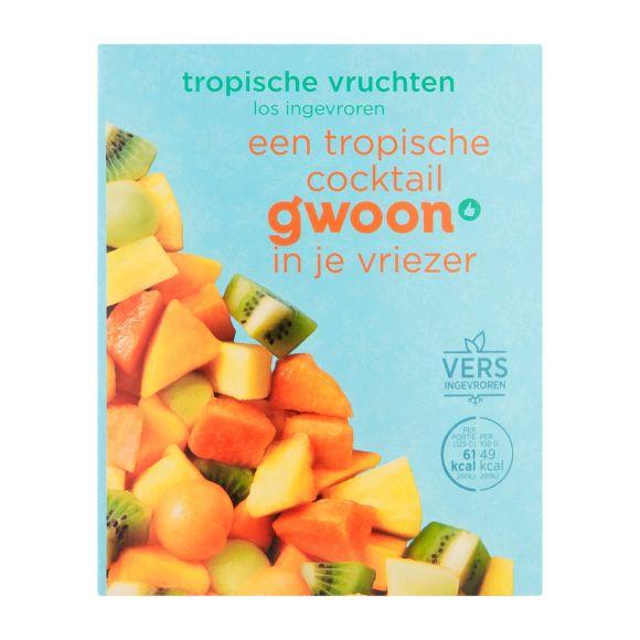 g'woon Tropische vruchten product photo