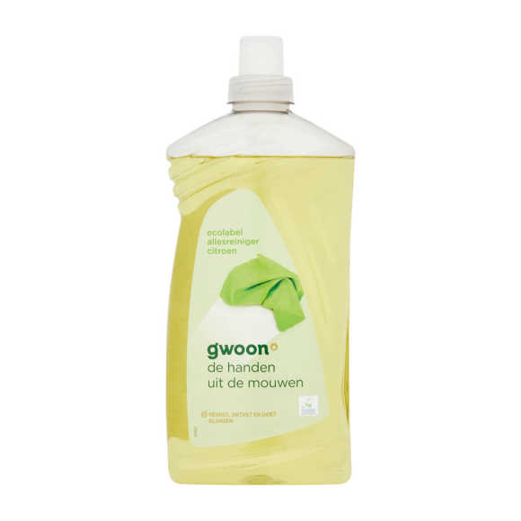 g'woon Allesreiniger eco product photo