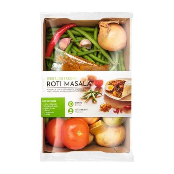 Verspakket roti masala product photo