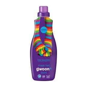 g'woon Wasmiddel kleur geconcentreerd product photo