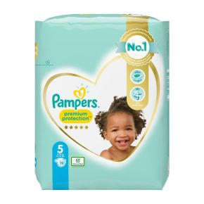 Pampers Premium Protection junior 5 product photo