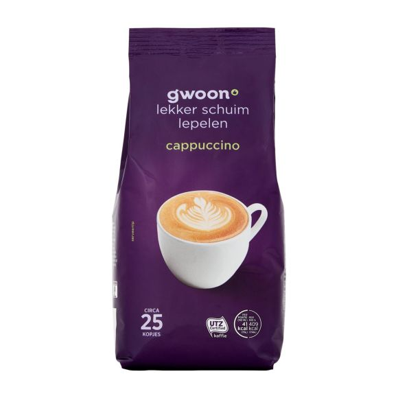 g'woon Cappuccino product photo