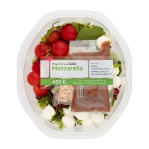 Maaltijdsalade mozzara/tomaat product photo