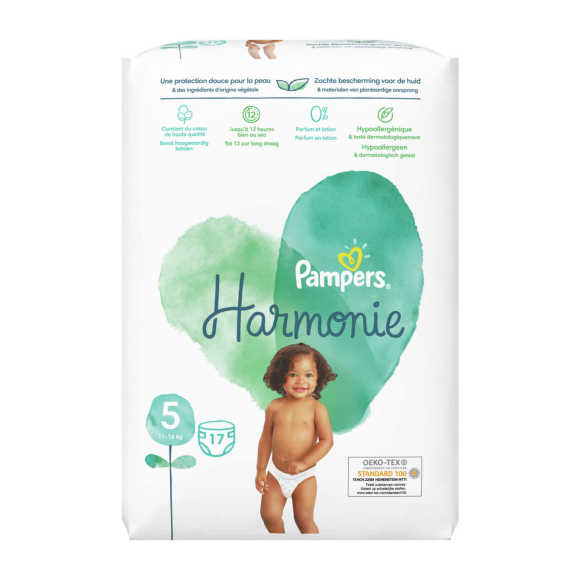 Pampers Pure Mt5 product photo