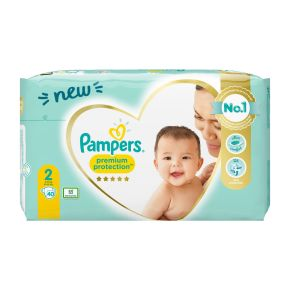 Pampers Premium Protection new baby 2 product photo