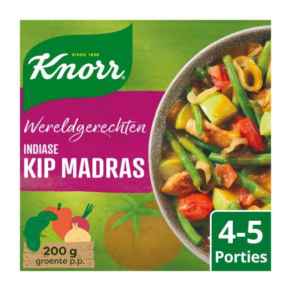 Knorr Wereldgerechten indiase kip madras xl product photo