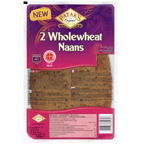 Patak's Naanbrood volkoren product photo