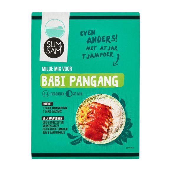 Sum & Sam Mix voor babi pangang product photo