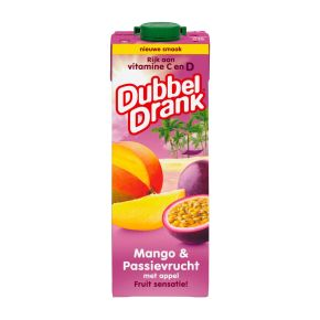 Appelsientje Dubbeldrank mango passievrucht product photo