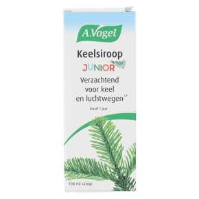 A. Vogel Keelsiroop junior product photo