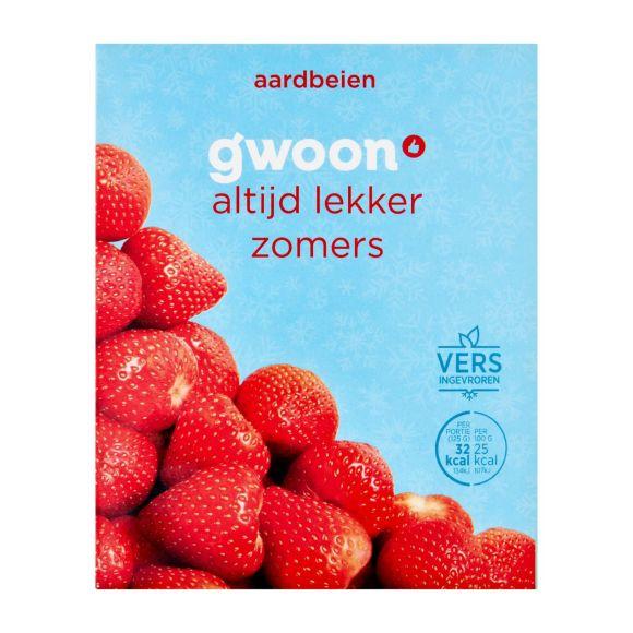 g'woon Aardbeien product photo