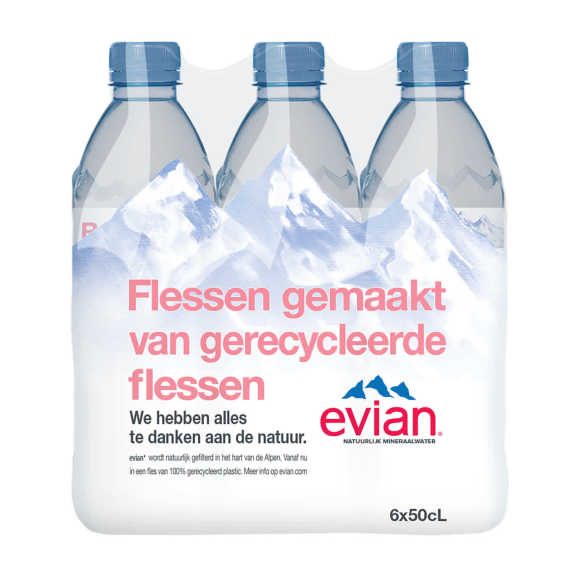 Evian Mineraalwater product photo