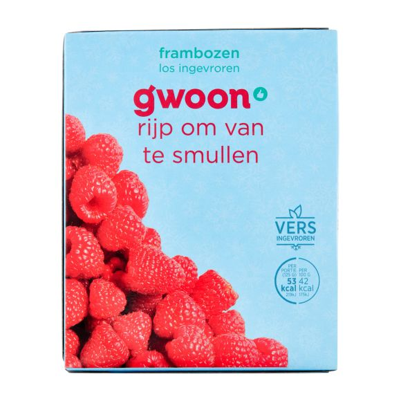 g'woon Frambozen product photo