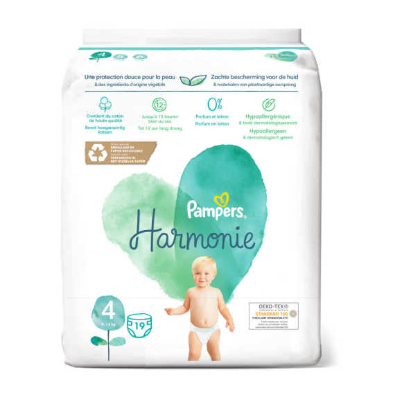 Pampers Pure Mt4 product photo