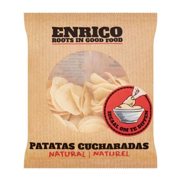 Enrico Patatas cucharadas naturel product photo
