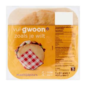 g'woon Maaltijdpita's product photo
