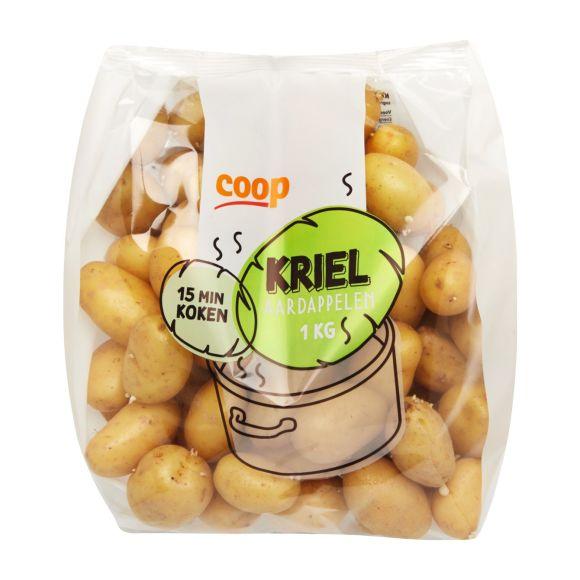 Kriel aardappeltjes product photo