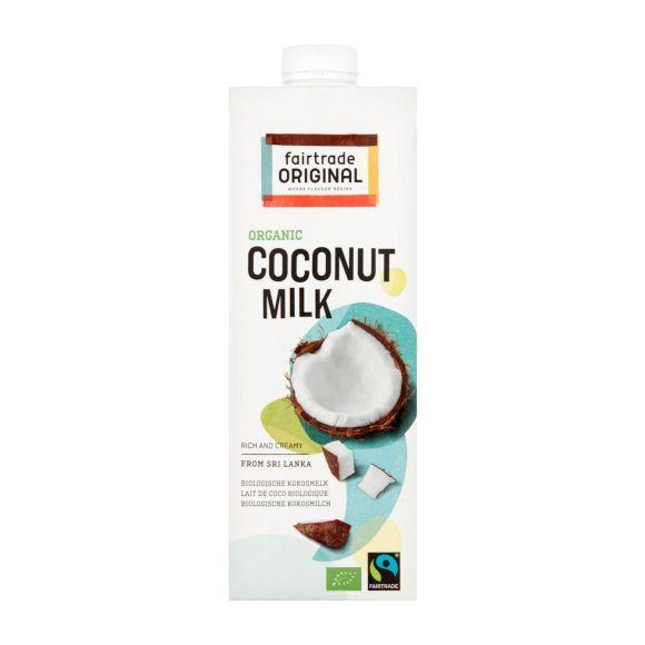 Fair Trade Original Kokosmelk fairtrade product photo