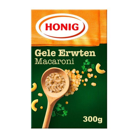 Honig Macaroni erwtenpasta product photo