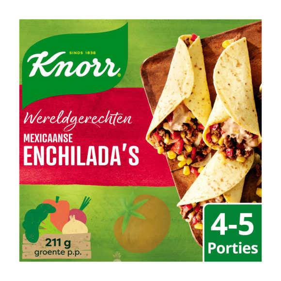 Knorr Wereldgerechten enchiladas XL product photo
