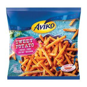Aviko Zoete aardappel frites product photo