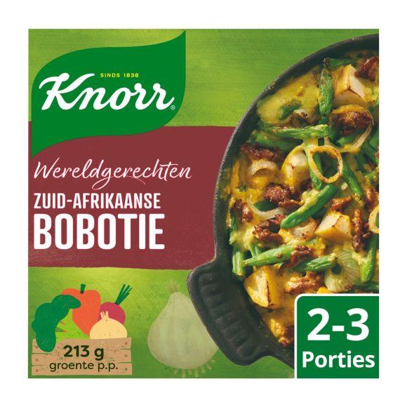 Knorr Wereldgerechten bobotie product photo
