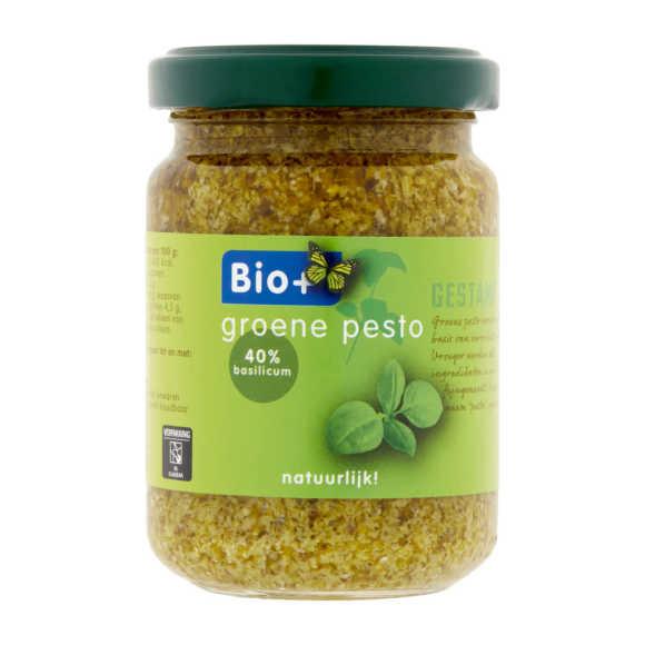 Bio+ Pesto groen biologisch product photo
