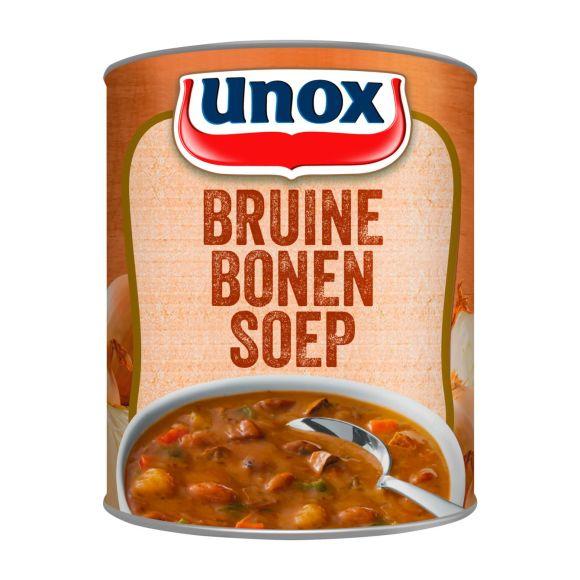 Unox Bruine bonen soep product photo