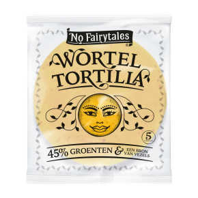 No Fairy Tales Wrap wortel product photo