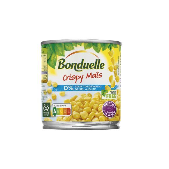 Bonduelle Crispy maïs 0% zout toegevoegd product photo