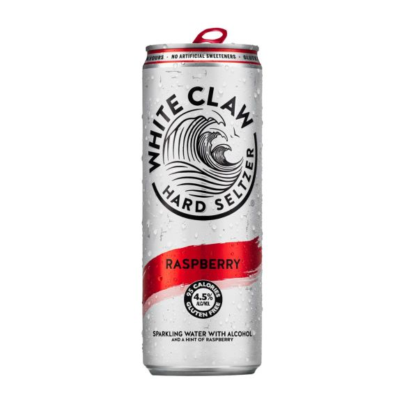 White Claw Raspberry product photo