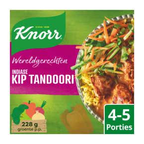 Knorr Wereldgerechten kip tandoori XL product photo