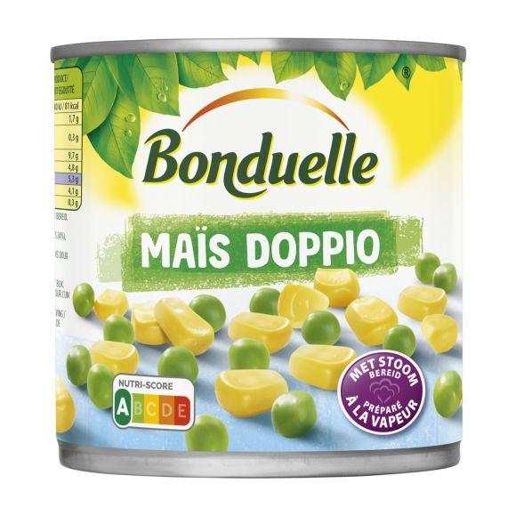 Bonduelle Mais Doppio mais+erwtjes product photo
