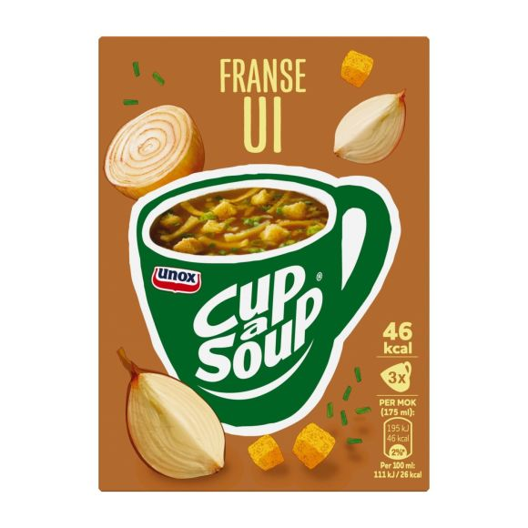 Unox Cup-a-soup franse ui product photo