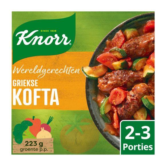 Knorr Wereldgerechten kofta product photo