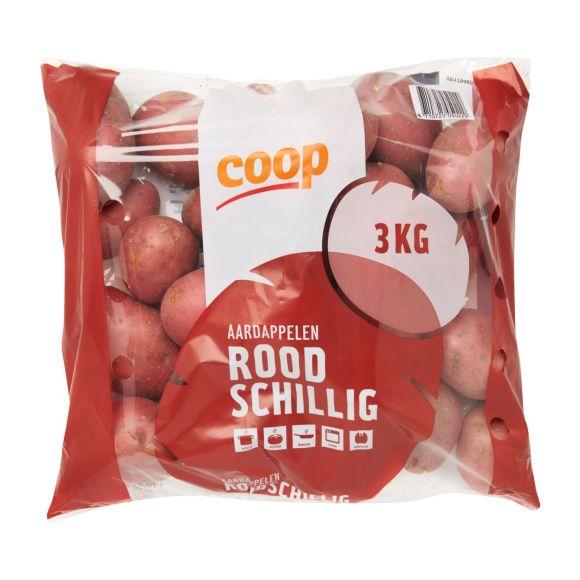 Aardappelen vrij vastkokend product photo