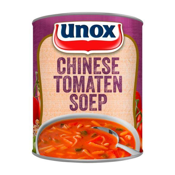 Unox Chinese tomatensoep product photo
