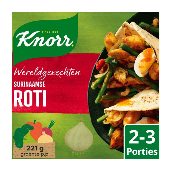 Knorr Wereldgerechten roti product photo