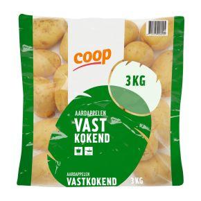Aardappelen vastkokend groen product photo