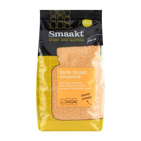 Smaakt Rode linzen couscous product photo