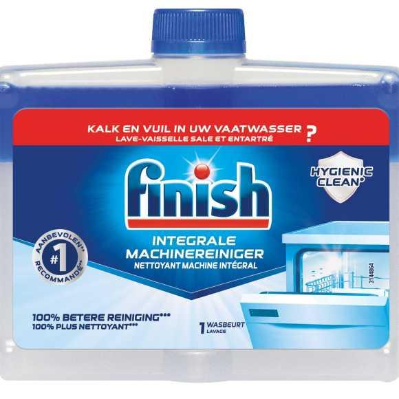 Finish Machine reiniger product photo