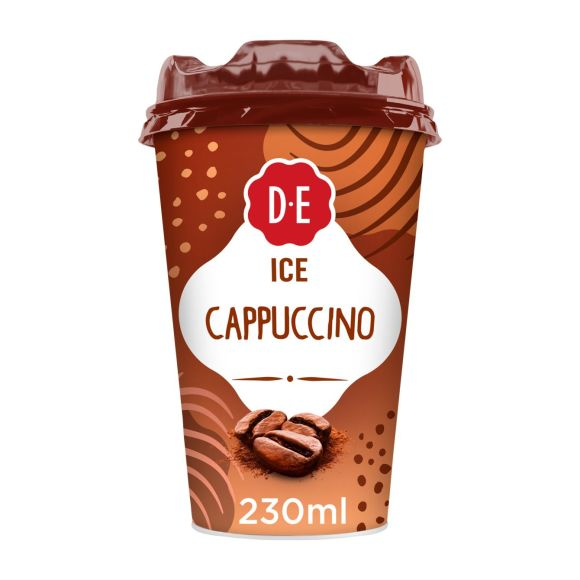 Douwe Egberts Ice Cappuccino product photo